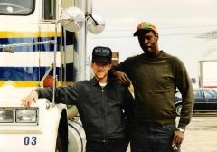 MARCH 1996 TRUCK DRIVING SCHOOL