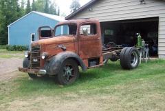 1940 Mack DE