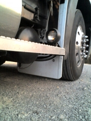 NEW FRONT MUD FLAPS
