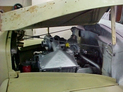EMC6-250 under the hood