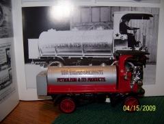 Mack Senior tanker model