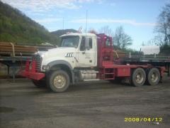 my truck again