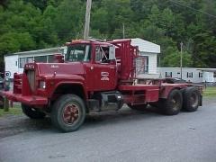 my old work truck 1990 r model