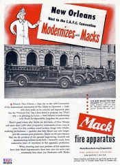 Mack Sales Ad