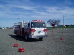 1979 Mack Fire Truck