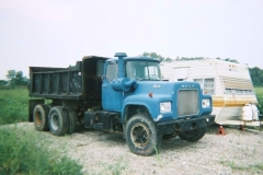 Trucks..