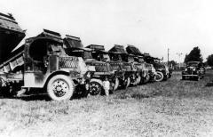 Liberty Trucking Fords, NJ AC Fleet.