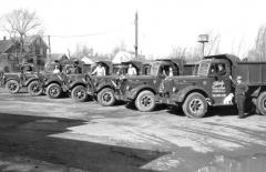 Liberty Trucking Fords, NJ 50's Fleet.