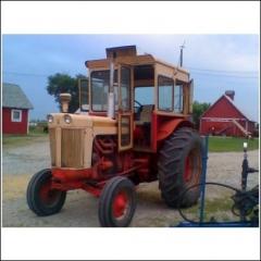 The Antique Tractors