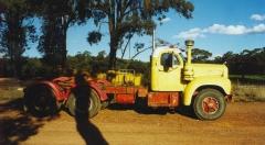 1958 B633SX Prime Mover