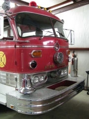 Mack With Newly Installed OEM Bell - 2009