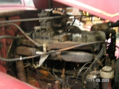 1954 MACK L FIRE ENGINE