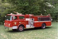 My truck in service in 1982