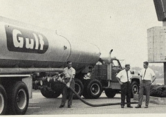B-61 Gulf Oil Corp. #001