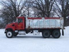 My truck...2005 Granite CX713