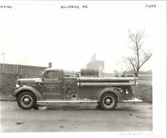 1948 Billerica, MA - Mack Type 45 Pumper