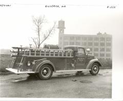 1948 Mack - Billerica, MA Engine 2