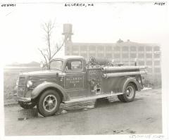 Ready for service - March 1948 @ Mack's L.I.City, NY Production Facility