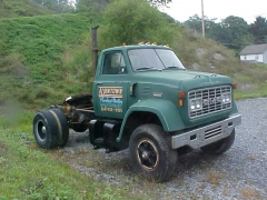 1971 GMC 9500