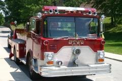 The Mack Firetruck of Pi Kappa Alpha