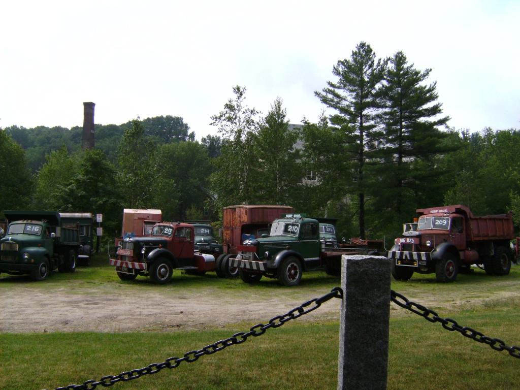 Kemp's Truck Museum