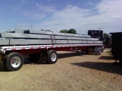 Long load in Mississippi
