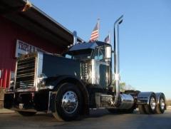Texas Chrome Shop Semi Trucks