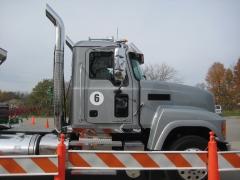 2011 CH test drive