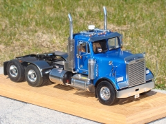 Scale Model Truck Photo's