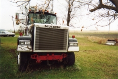 89 RW700 before restoration