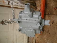 Rebuilt Transmission - Painted and Done!