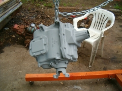 Rebuilt Transmission - Now Primered!