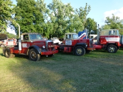 Macungie Truck Show 2013