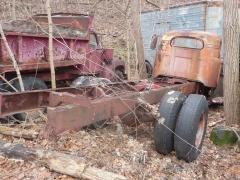 Mack B42P1461 rear