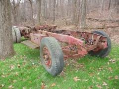 Mack B85F 1153 chassis