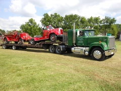 ATCA Macungie 2012, 1988 RW613 Superliner, 1955 B85F, 1925 ACCD
