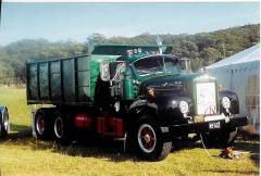 1958 B633SX Tipper