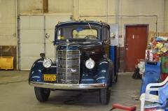 1940 Mack ED