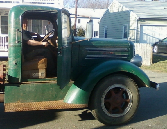 Ljt Mack Truck 1948 : Mack model bigmacktrucks