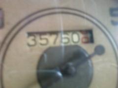 MACK ODOMETER 35750 MILES