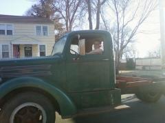 Mack On The street