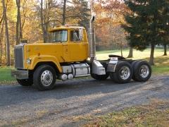 Mack Truck Show at DCR's - October 29, 2011