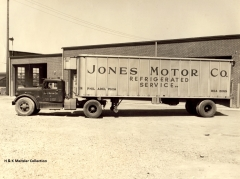 jones motor Refriderated