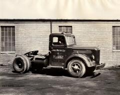 jones motor Tractor 12