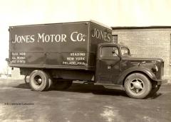 Jones motor for Jones motor company trucking