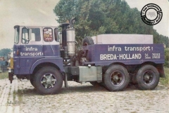FTF Trucks with Mack Axles
