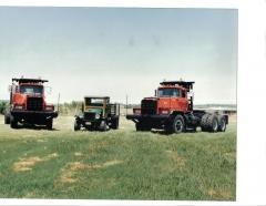 1995 Mack RD888SX