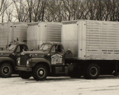Severson Transport unit 24  (circa winter 1957)