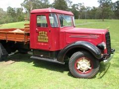 1934 S75 pumper