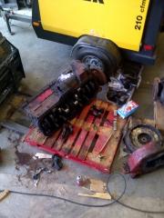 707A tear down